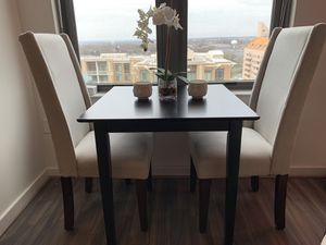 Breakfast Table (Accessories Included) for Sale in Arlington, VA