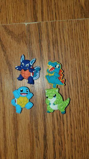 Pokemon jibbitz for Sale in Manassas, VA