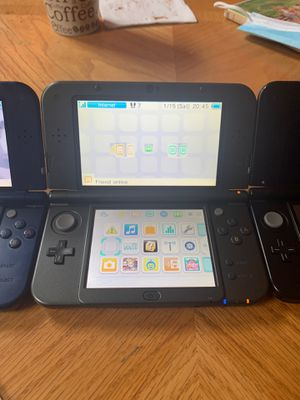 New Nintendo 3DS XL 50+ games installed for Sale in Silver Spring, MD