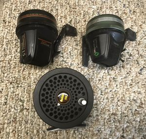 Fishing Reels lot of 3 Barkley for Sale in Simi Valley, CA