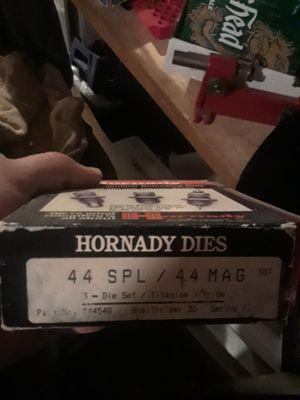 Hornady 44 magnum dies for Sale in Orwigsburg, PA
