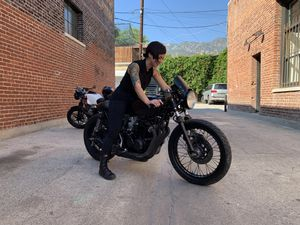 77 HONDA CB 550F for Sale in Altadena, CA