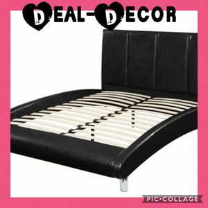 Black Platform Bed for Sale in Marietta, GA