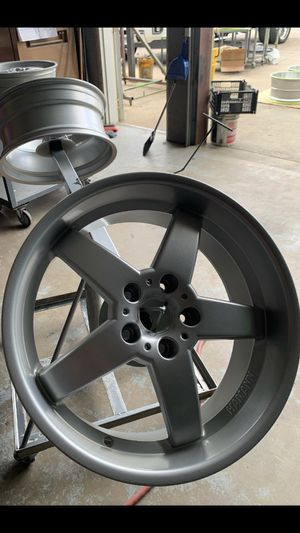 Hamann hm2 bmw wheels 5x120 et38 for Sale in South Houston, TX