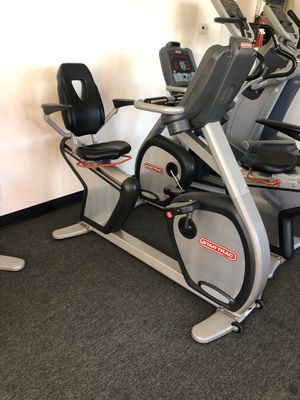 Star Trac Recumbent bike, Commercial gym equipment for Sale in Santa Ana, CA