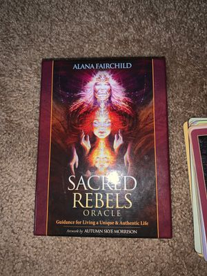 Sacred Rebels Oracle for Sale in Aloha, OR