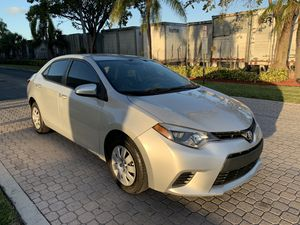 2015 Toyota Corolla for Sale in Miami, FL