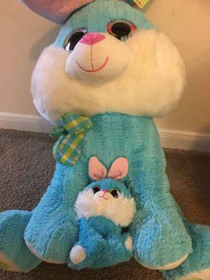 Plush Bunny Toy for kids for Sale in Nashville, TN