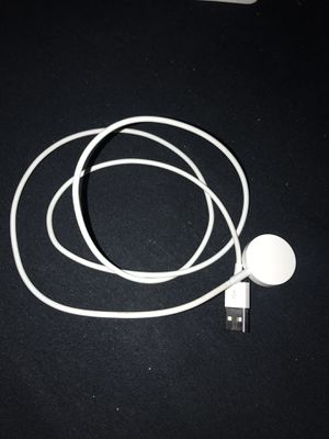 Authentic APPLE WATCH Charger Cable for Sale in Alexandria, VA