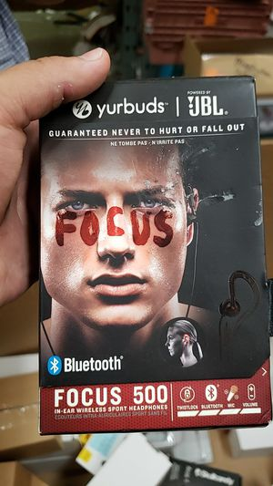 Jbl yurbuds wireless stereo earbuds for Sale in Bakersfield, CA