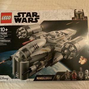 Lego Star Wars The Mandalorian Razor Crest for Sale in Houston, TX