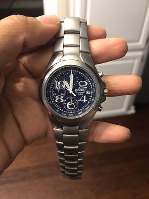 Seiko men's watch for Sale in Arlington, TX