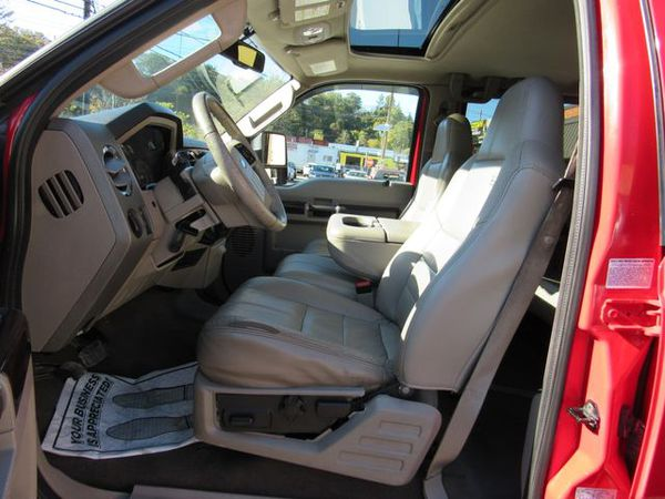 2009 Ford F350 Super Duty Crew Cab