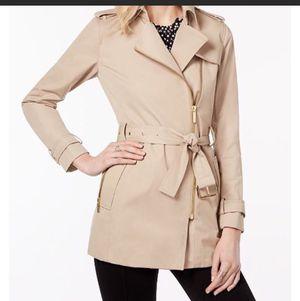 Michael Kors Trench coat $80 OBO for Sale in Huntington Beach, CA