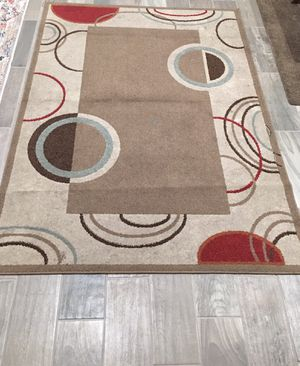 Modern Rug - great price for Sale in Tracy, CA