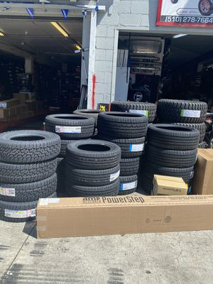 Rims tires & supencion avalible for Sale in San Leandro, CA