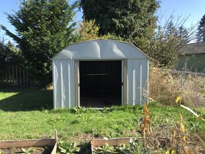 Metal Storage Shed for Sale in Tacoma, WA