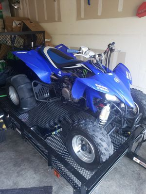 Yamaha Yfz 450 ATV 2006 for Sale in Gladstone, OR