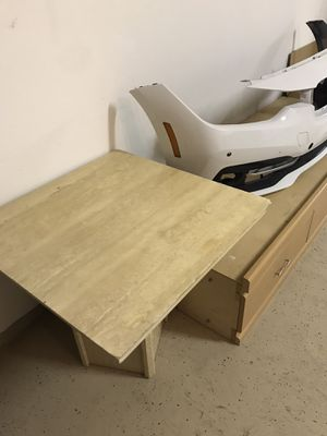Marble table FREE! for Sale in San Jose, CA