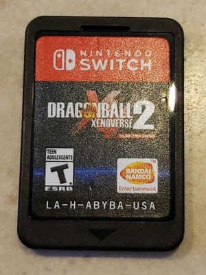 Dragon Ball Xenoverse 2 $15 for Sale in San Diego, CA