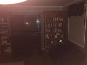 Motorized TV cabnet and Sony HDTV for Sale in Fairfax, VA