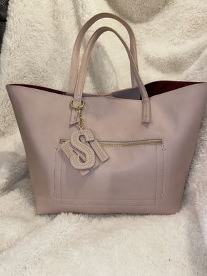 NWOT STEVE MADDEN LARGE BLUSH PINK TOTE BAG for Sale in Long Beach, CA
