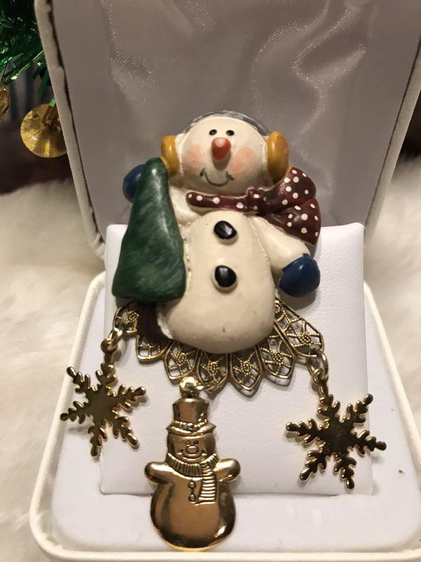 Just Precious Christmas Pins!!!!