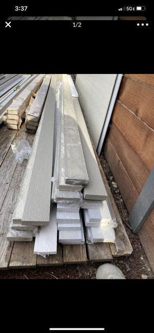 Brand new cement trim for Sale in Federal Way, WA