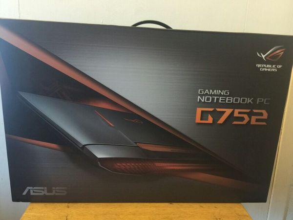 G752 Gaming Computer