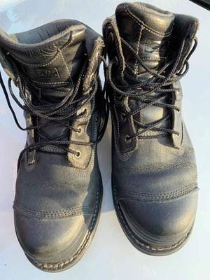10.5 Timberlands steel toed for Sale in Fairfield, OH