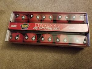 POP! Deadpool Party String lights for Sale in MONTGOMRY VLG, MD
