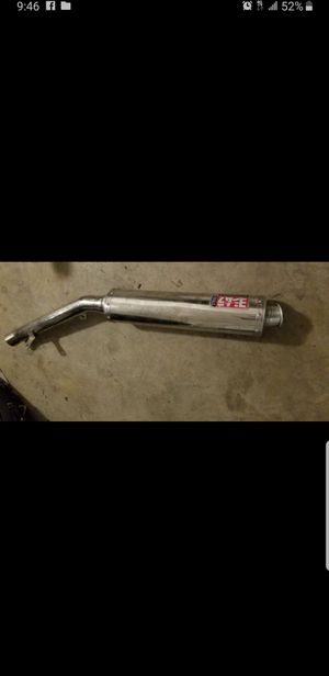 Left motorcycle exhaust for Sale in Jackson, MS