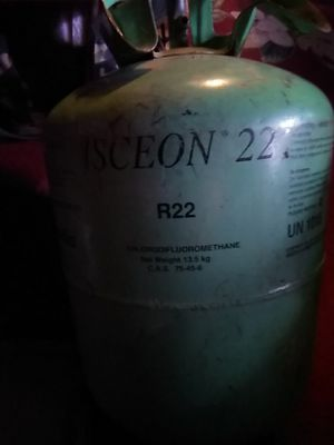 R22 FREON 13.5 kg (30lb) Bottle for Sale in Concord, CA