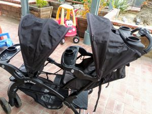 Baby trend double stroller for Sale in Moreno Valley, CA