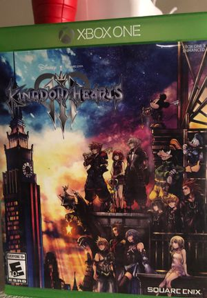 Kingdom Hearts 3 for Sale in Sacramento, CA