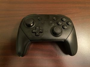 Nintendo Switch Pro Controller - Adult owned for Sale in Roanoke, TX