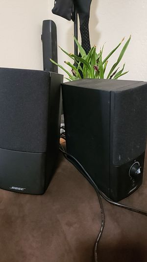 BOSE Companion 2 series iii speakers for Sale in Phoenix, AZ