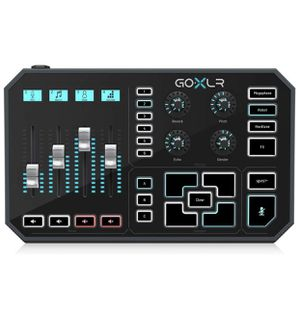 GoXLR - Mixer, Sampler, & Voice FX for Streamers for Sale in Laurel, MD