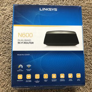 Router for Sale in San Angelo, TX