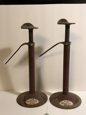 Vintage Trailer Jacks for Sale in Puyallup, WA
