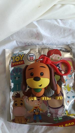 Toy Story Slinky Dog Figural Collectable New Keyring for Sale in Glendale, CA