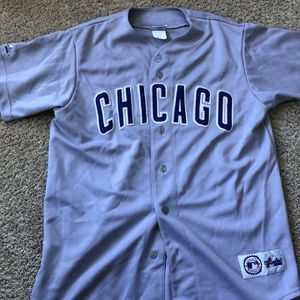Chicago cubs jersey size large for Sale in Pompano Beach, FL