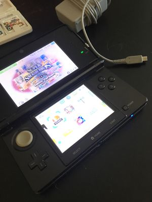 "Nintendo 3DS handheld ""cosmos black"" for Sale in Denver, CO"