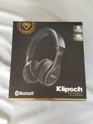 Klipsch Reference bluetooth headphones for Sale in San Francisco, CA