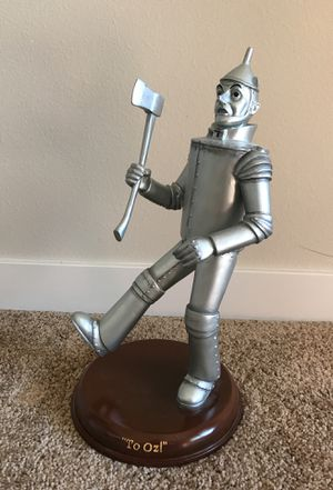 Tin Man Statue for Sale in Edmonds, WA
