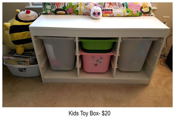 IKEA Kids Toys Box
