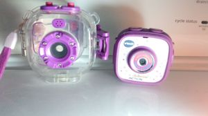 Vtech Waterproof Action Cam Kids Mini Digital Camera for Sale in Lake Elsinore, CA