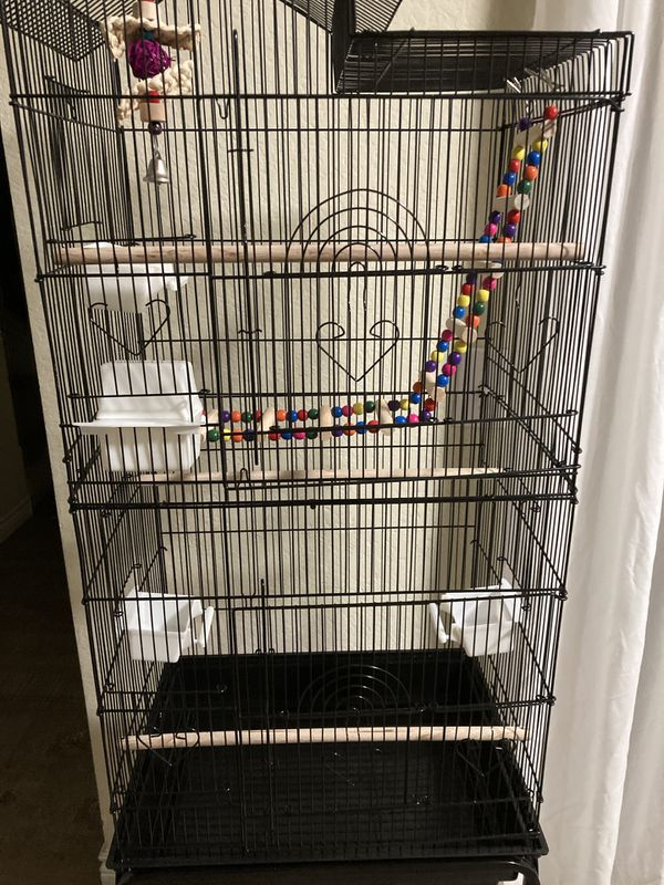 Parrot Cage, Bird Cage