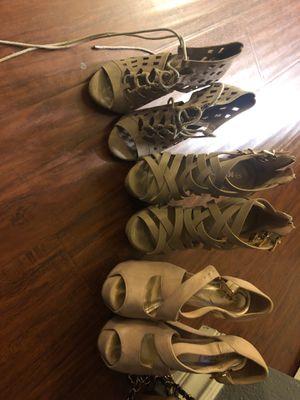 Women's heels for Sale in Rancho Cucamonga, CA