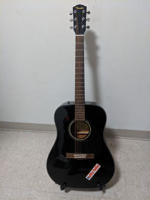 Fender Acoustic Guitar 6 String for Sale in LEWIS MCCHORD, WA